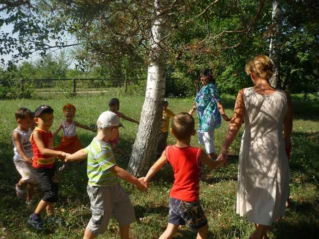 спортивное развлечение в младшей группе по формированию навыков ЗОЖ