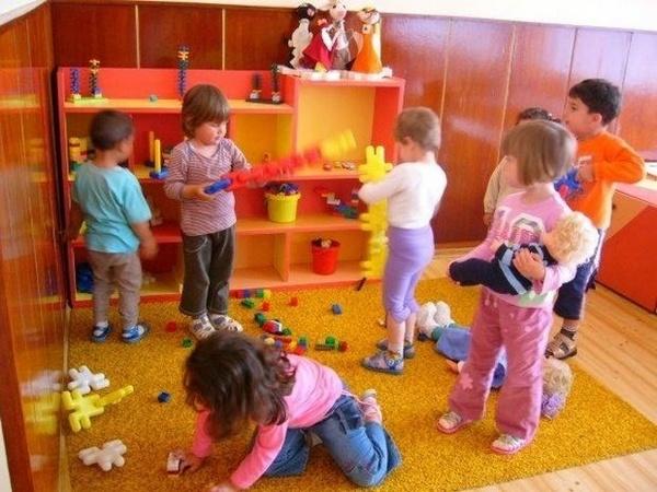 конспекты развлечений с детьми к юбилею доу
