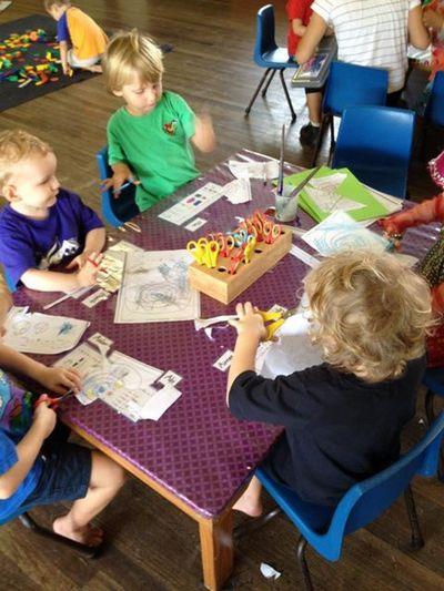 Детские шахматные праздники