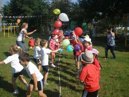 Сценарий спортивный для дошкольников