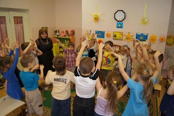 конспект занятия по физкультуре детский сад 22