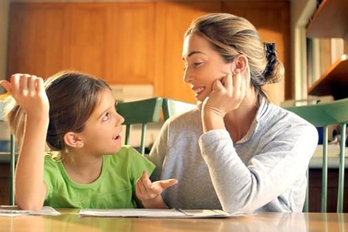 В детском возрасте заучивание